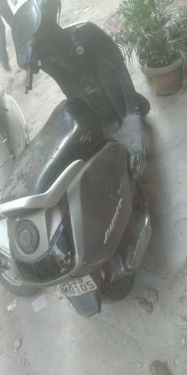 TVs Jupiter vip number Newly condition self Kick strt negotiable price