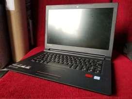 Laptop lenovo v300 core i7 HD 1 tera ram 4g.