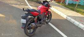 Red Hunk bike for Sale