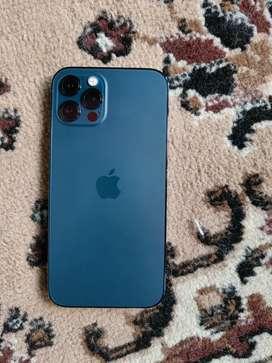 Iphone 12 Pro (256 GB) Colour (Pacific Blue)