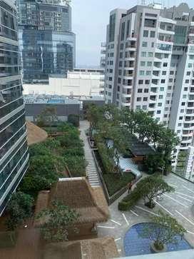 apartemen one icon tunjungan plaza surabaya