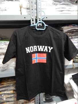 souvenir kaos negara norwegia