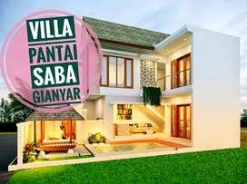Jual Villa Mewah dekat Pantai Saba Pering Gianyar