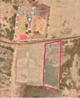 Road face land for sale