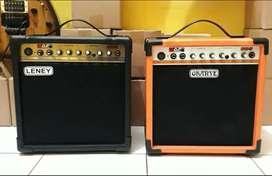 Amplifier 8inc di lengkapi distorsi, bisa untuk mp3 hp atau mic