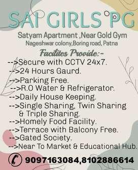 Sai girls pg