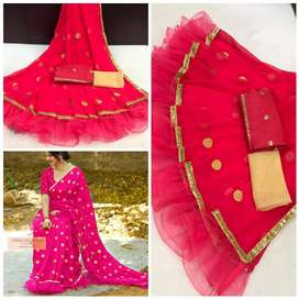 Sari designer