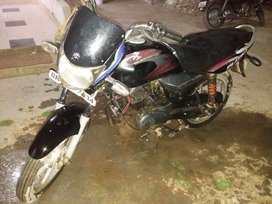 Black and maroon in colour,in good running condition  Bajaj platina