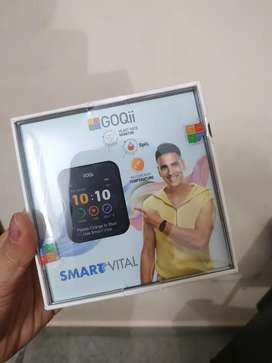 GOQii Smart Vital Fitness Watch with Heart Rate Monitor