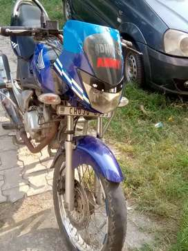 Honda unicorn Good Condition and running bike affidavit par