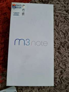 Meizu m3 note screen damaged back OK 2/16 with box