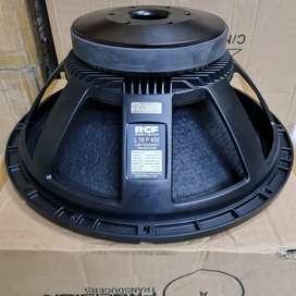 KOMPONEN SPEAKER RCF L18P400/L18 P400 ( 18 INCH )GRADE A ID2