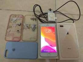 Iphone 8 plus 64gb TT/BT  (BU)