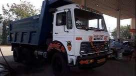 Urgently required tipper trucks