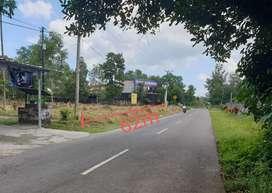 Tanah SHM luas 8943m2  Lokasi strategis 5km dr Bundaran satam Belitung