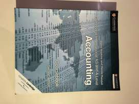 ACCOUNTING CIE AS and A LEVEL