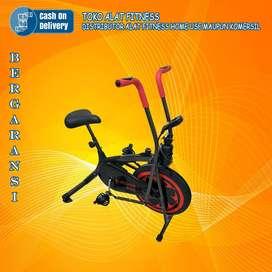 Alat olahraga sepeda statis platinum bike TOTAL COD Mojokerto