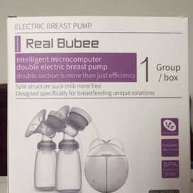 Real Bubee Pompa Asi Elektrik Otomatis 2 botol