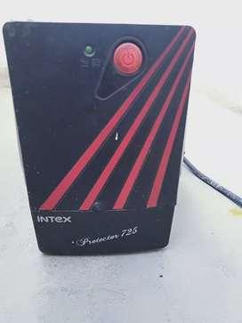 Intex 600VA Protector 725 UPS