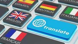Dicari Translator Artikel Bahasa Inggris - Indonesia