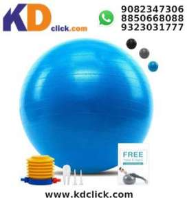 KD Yoga Ball for Exercise, Fitness, Stability & Balance