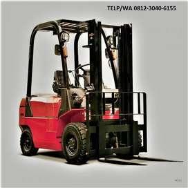 Forklift Hangcha 2.5 - 10 Ton Engine Mitsubushi Kuat di Pangkal Pinang