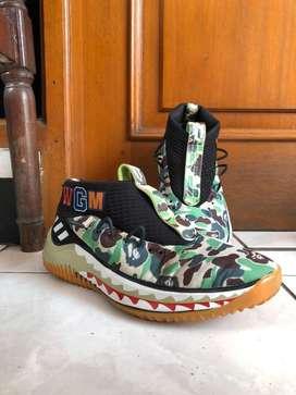 Adidas DAME x BAPE