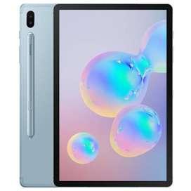 Samsung Galaxy Tab S6 (6GB/128GB) - Cloud Blue Cicil Free admin