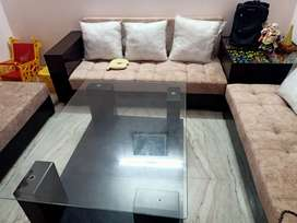 10 seater Sofa one month old made with good material..for sale