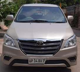 Toyota Innova 2.0 GX 8 STR BS-IV, 2012, Diesel