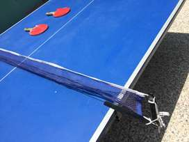 Table Tennis  Table with net