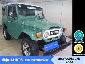 [OLX Autos] Toyota Hardtop MT Bensin 1979 Hijau #Shava Auto Cars