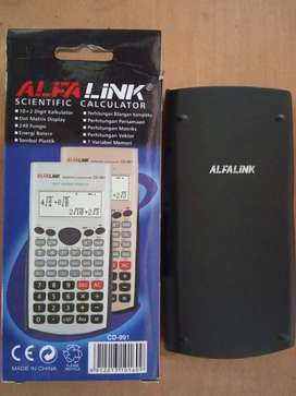 Kalkulator Scientific Alfalink CD-991