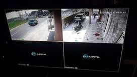 Paket CCTV full HD , hasil dijamin memuaskan !