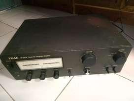 Amplifier teac BX 330B