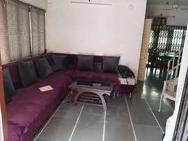 Navrangpura fully furnished bungalow at navrangpura