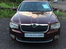 Skoda superb automatic 2.5tdi AT