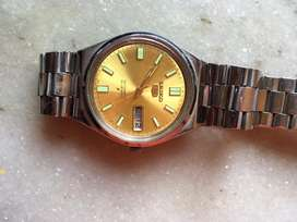 Original seiko 5 watch