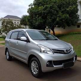 Daihatsu Xenia 1.3 R MT deluxe 2012 silver terawat