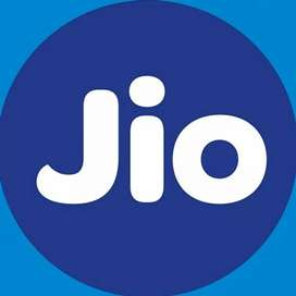 Reliance jio required for candidates