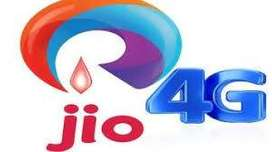 Reliance Jio Pvt Limited 2G 3G 4G 5G Mobile Tower  Permanent staff or