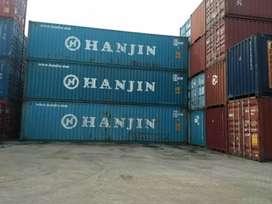 Ready Stock Container Bekas 40ft Kondisi Bagus Siap Pakai