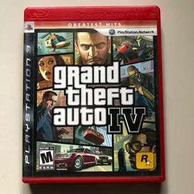 Kaset BD PS3 GTA IV