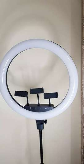 45 CM Tiktok Ringlight With Touch Controls