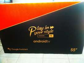 Coocaa android TV 55inc pro