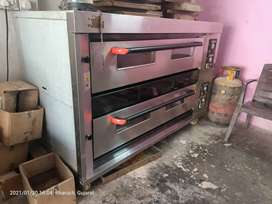 Electric Duct oven