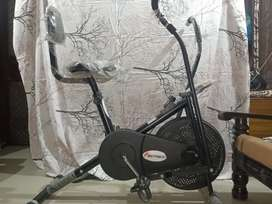 Fastrack gymming cycle