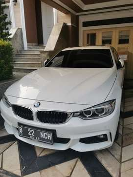 BMW 428i Grand Coupe 5 seater 2014