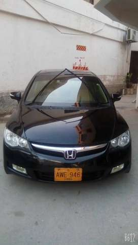 Fully Loaded Model 2012 68,000 meters run Black Color Automatic