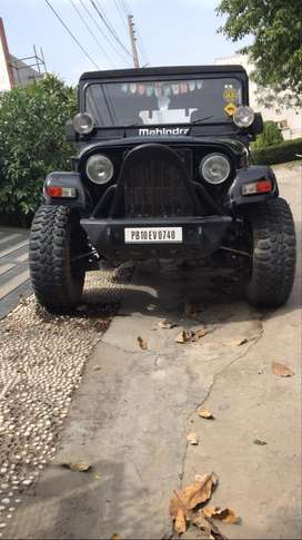 2014 BLACK THAR FOR SALE 24000km done